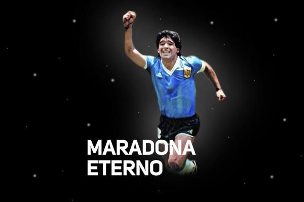 Morre aos 60 anos Diego Maradona, ídolo maior do futebol argentino - Bem  Paraná