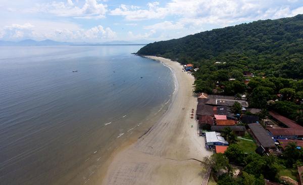 Ilha do Mel: Encantadas