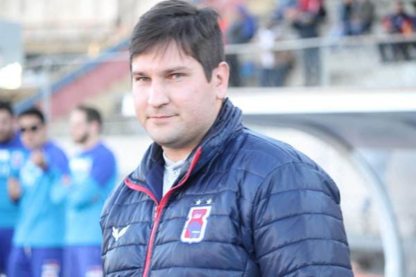 """O técnico Matheus Costa, do Paraná: """"Esse resultado pode interferir muito no restante da competição"""""""