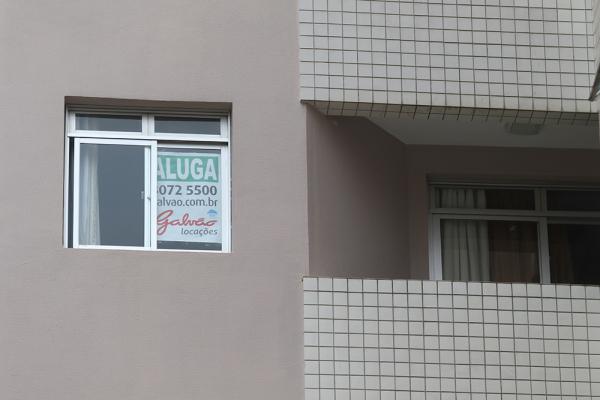 Aluguel residencial em Curitiba vem subindo desde o fim de 2018