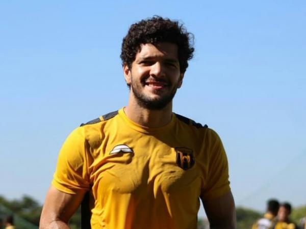 Ortigoza, 30 anos: ex-Palmeiras e Paraná Clube