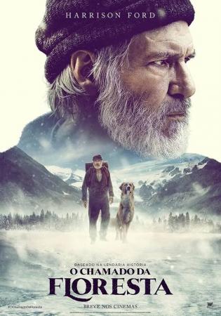 Cartaz do novo filme com Harrison Ford