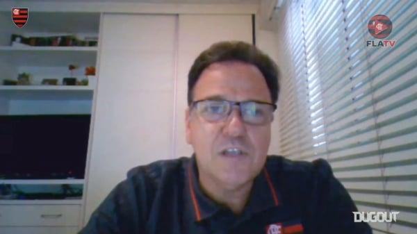 VP do Flamengo afirma que CBF não está protegendo clube e atletas: Faltando sensibilidade