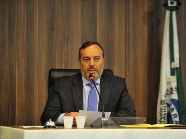 Francischini: com desistência de Nelson Justus, eleito não teve adversários