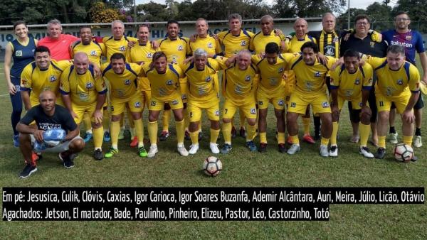 O time Amigos do Macaris