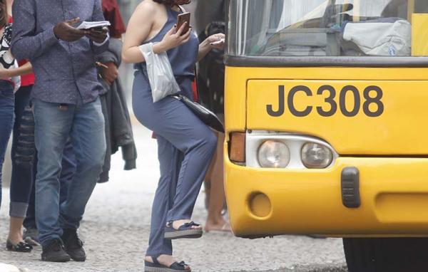 Até o mês passado, Curitiba tinha registro de 62 casos de importunação sexual dentro de ônibus