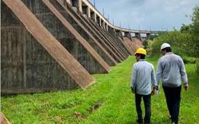 Fiscalização em Salto Osório, em Quedas do Iguaçu