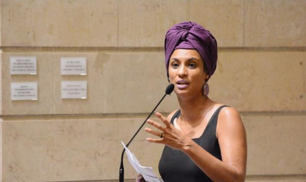 Marielle Franco: com decisão, a investigação sobre o assassinato da vereadora e de seu motorista, Anderson Gomes, continuará sob responsabilidade da Polícia Civil e do Ministério Público do Rio