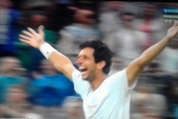 Dupla de tênis disputa vaga na final do torneio de Wimbledon