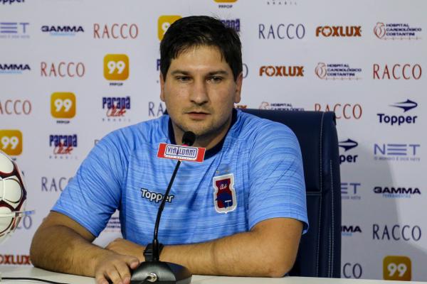 """Matheus Costa: """"Cada jogador foi escolhido por nós"""""""
