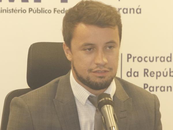 """Diogo Castor: """"Maior desvio da história do Paraná"""""""