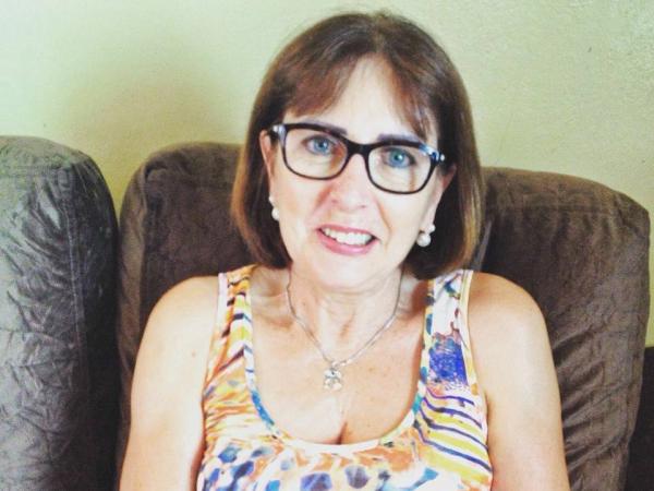 Elza Formighieri havia denunciado agressão do ex-marido