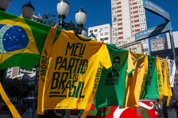 Protesto na Boca: crítica a manobras políticas