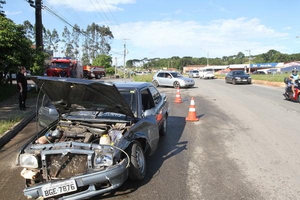 Os acidentes no Paraná