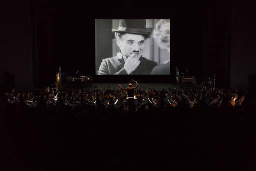 Filme-concerto será apresentado em duas sessões, uma no Teatro Guaíra e outra no Teatro Positivo