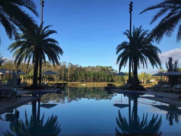 Piscina do Four Seasons Resort Orlando at World Disney World Resort