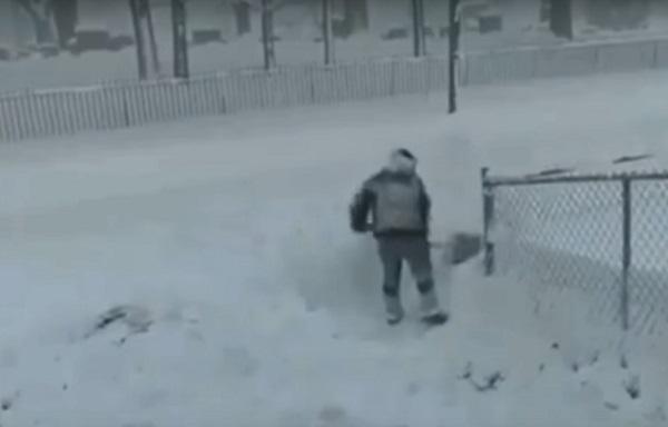 Neve nos Estados Unidos