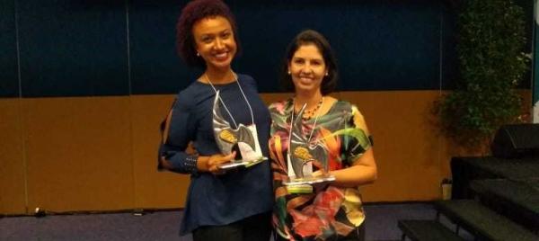 Ana Paula Cruz (à esquerda) e Ana Beira