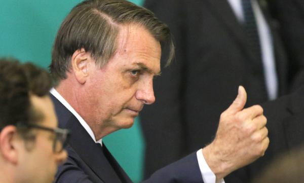 """Bolsonaro: presidente alegou """"respeito pelo cargo"""""""