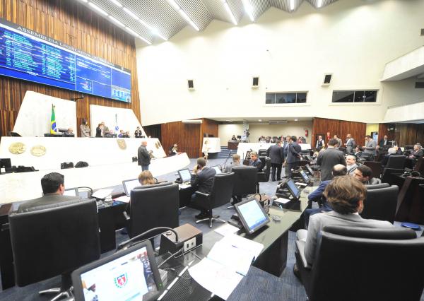 Assembleia: deputados têm verba de R$ 31,4 mil