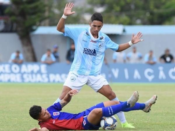 Londrina 1 x 2 Paraná Clube