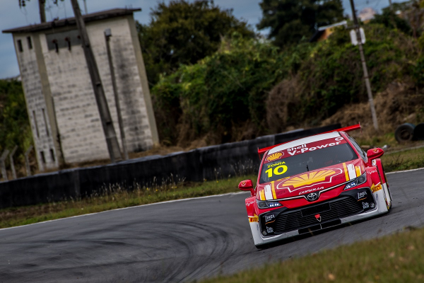 Ricardo Zonta: novo carro