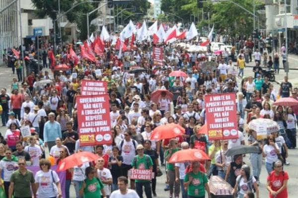 Adiamento da votação da Reforma da Previdência cancela greve geral