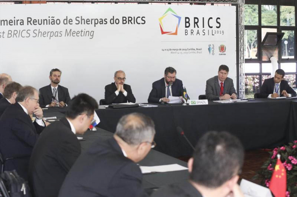 Encontro do Brics