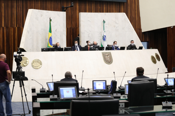 Assembleia: resolução da Mesa Executiva instituiu pagamento de meia-diária no valor de R$ 380,00 para viagens de parlamentares e servidores dos gabinetes a cidades onde eles mantêm residência