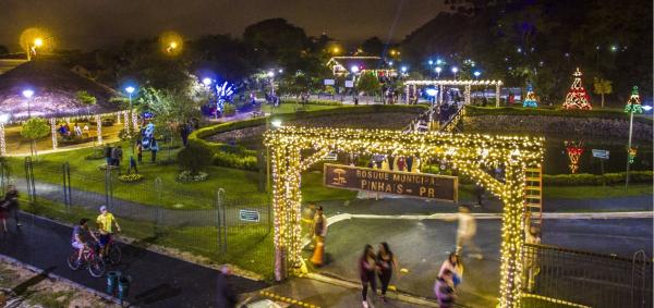 Pinhais divulga sua programação de Natal; veja as atrações - Bem Parana