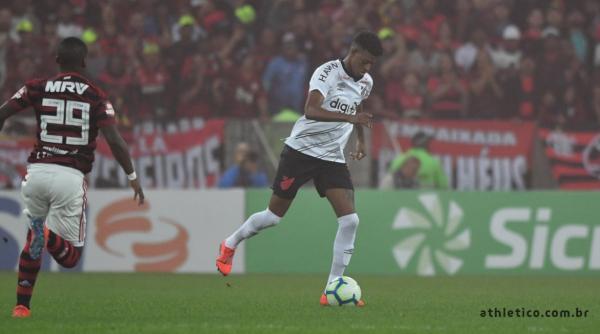 Flamengo 1x1 Athletico