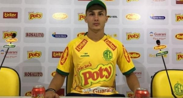 Danilo Boza no Mirassol