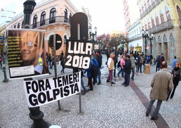 Moro marca nova audiência com Lula em Curitiba para 13 de setembro