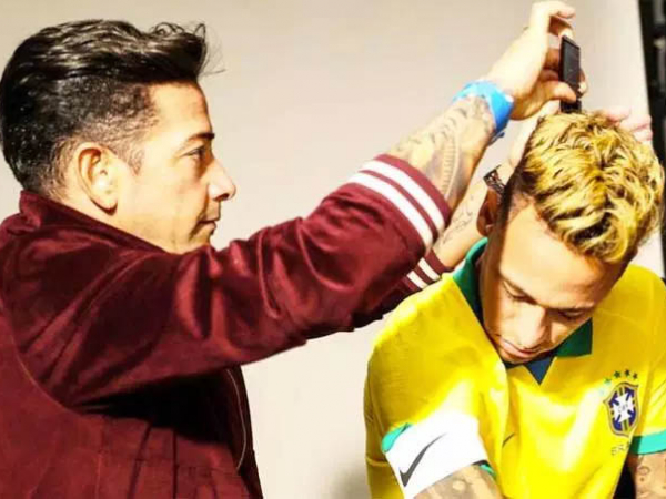 Wagner Tenorio e Neymar