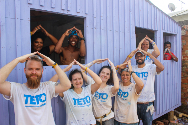 ONG TETO será a primeira beneficiada com a campanha da Soho Burger Gallery