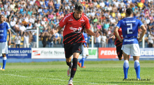 Piazada supera 'frango' e Athletico vence o União Beltrão na estreia do Campeonato Paranaense 2020