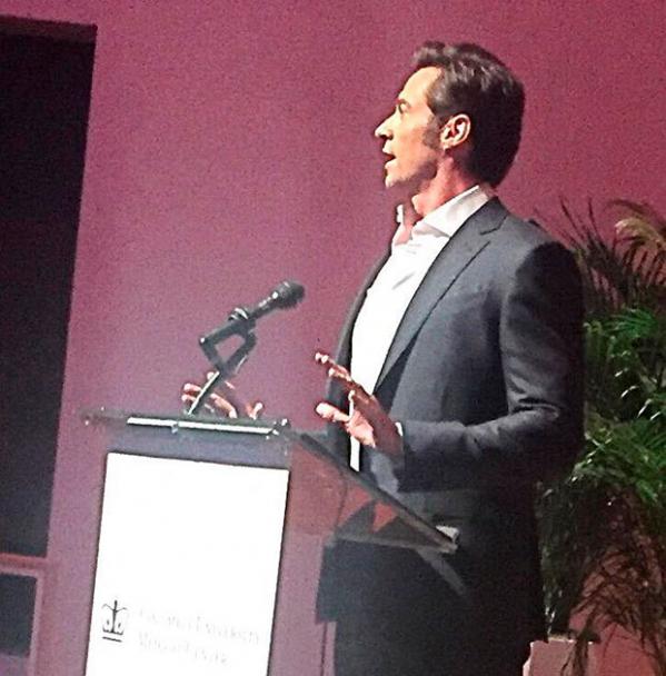 Hugh Jackman anuncia que virá a São Paulo para divulgar Logan