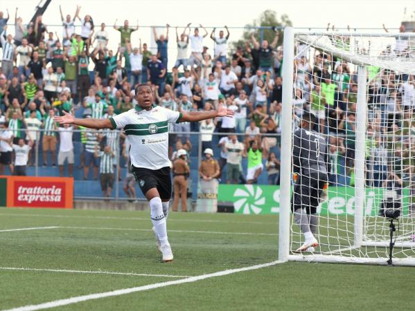 Rodrigão: seis gols de cabeça na Série B 2019