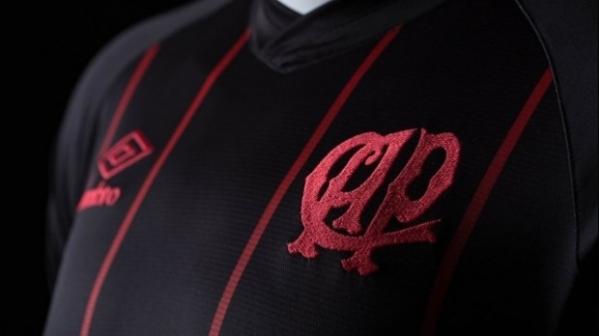 Camisa do Atlético é eleita uma das mais bonitas do mundo - Bem Paraná ebb00d8a8f4d3