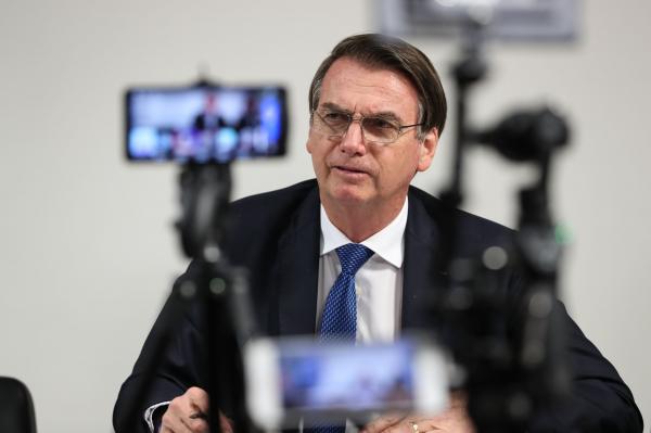 Bolsonaro: índice dos que desaprovam a administração do presidente no Paraná é de 30,5%