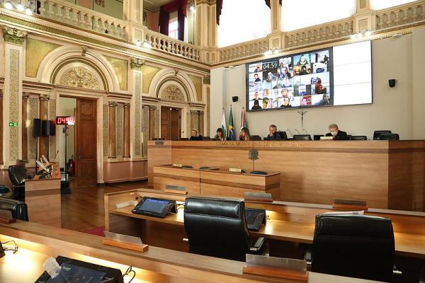 Câmara: pedido foi rejeitado por 27 votos a 9