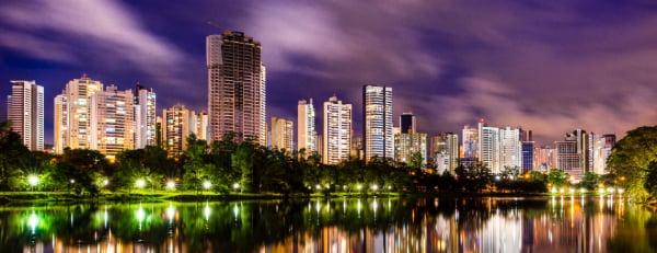Londrina, segunda maior cidade do Paraná, é inspirada em Londres