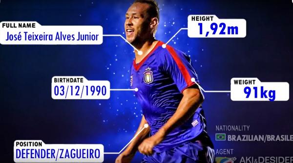Junior Alves: oito gols em 2018 e 2019