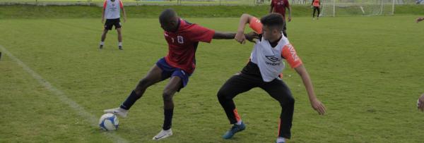 Nos últimos dois jogos-treinos, contra Athletico e Operário, duas vitórias do Paraná
