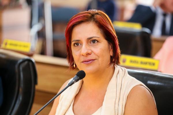 Fabiane Rosa (PSD): vereadora é acusada de ficar com parte dos salários de ex-assessores