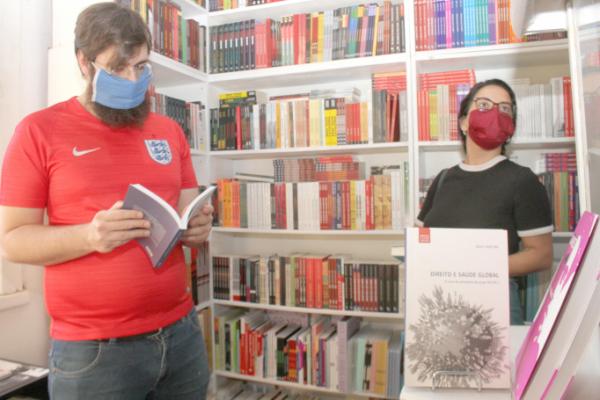 Livraria Vertov em Curitiba