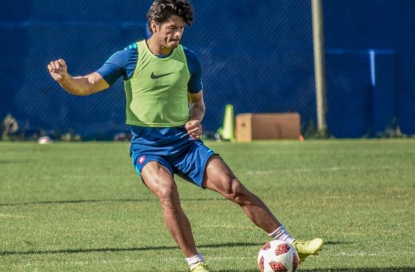 Haedo Valdez: ele disputou duas Copas do Mundo com o Paraguai e hoje defende o Cerro