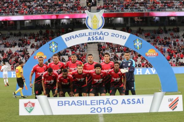 Athletico no Brasileirão