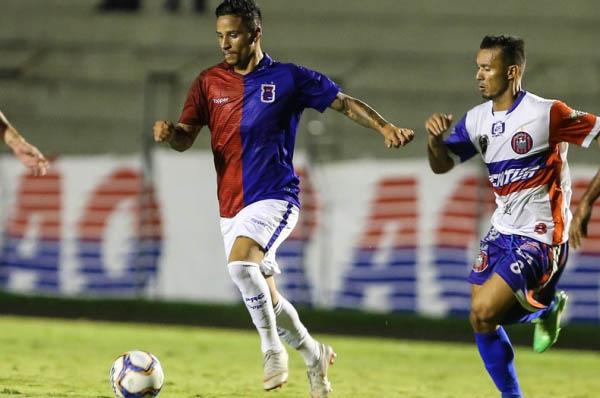 Luiz Otávio: revelado no Paraná
