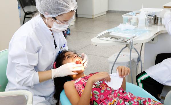 No dia 23 serão ofertados serviços para a população, como odontológicos